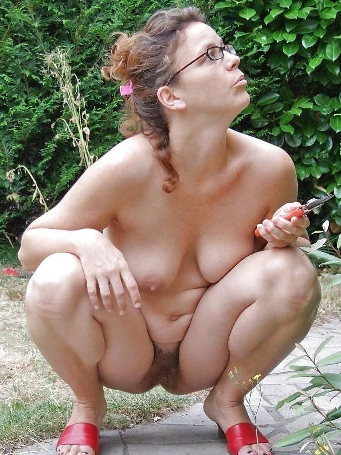 Mature outdoor sex orgy