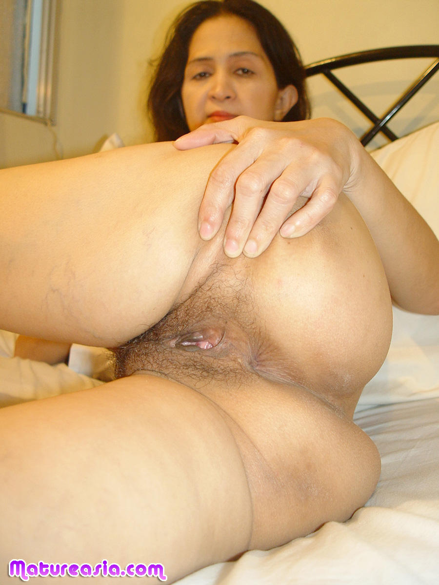 vagina Asian Nude old