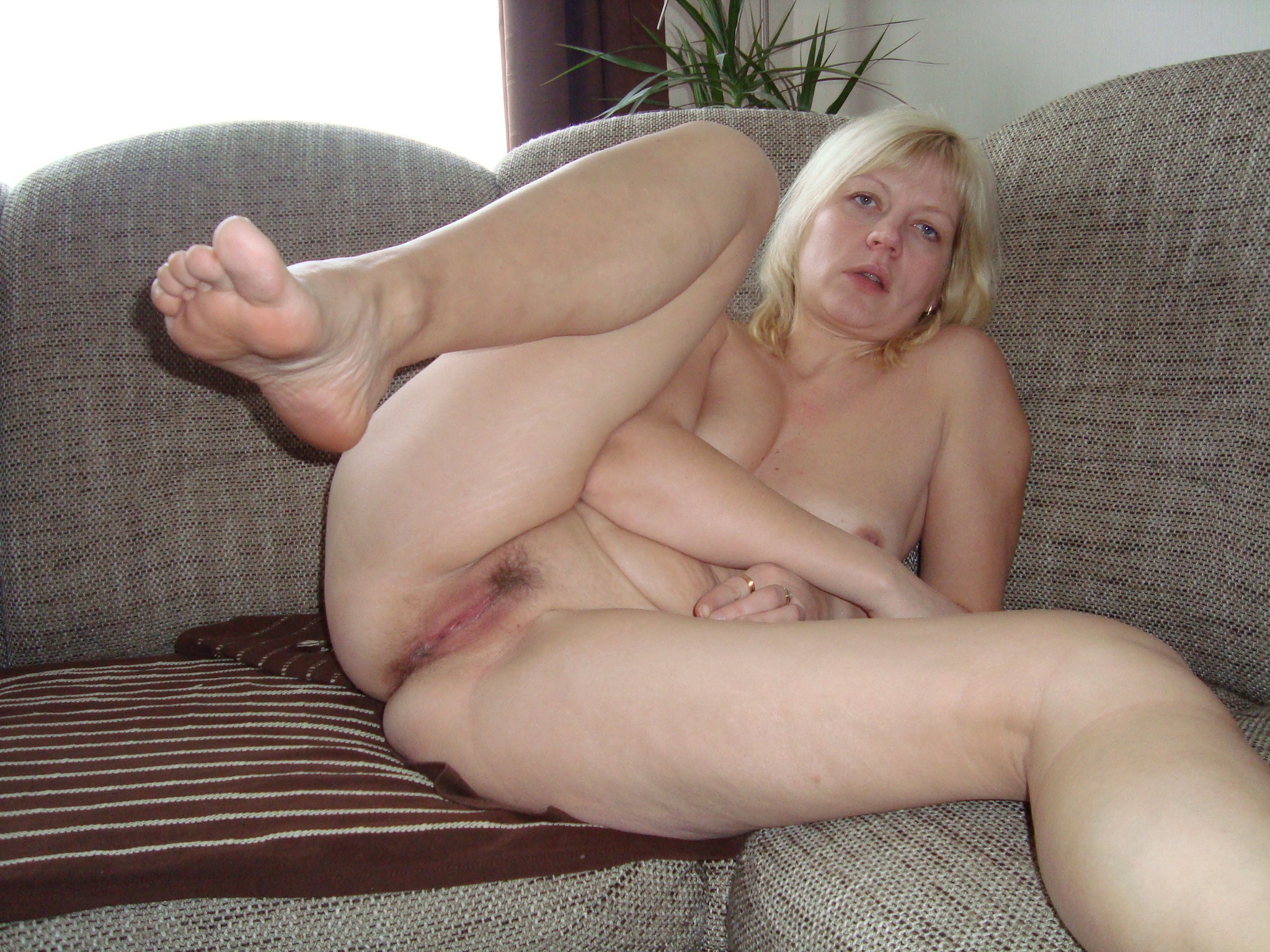 Fat old granny naked