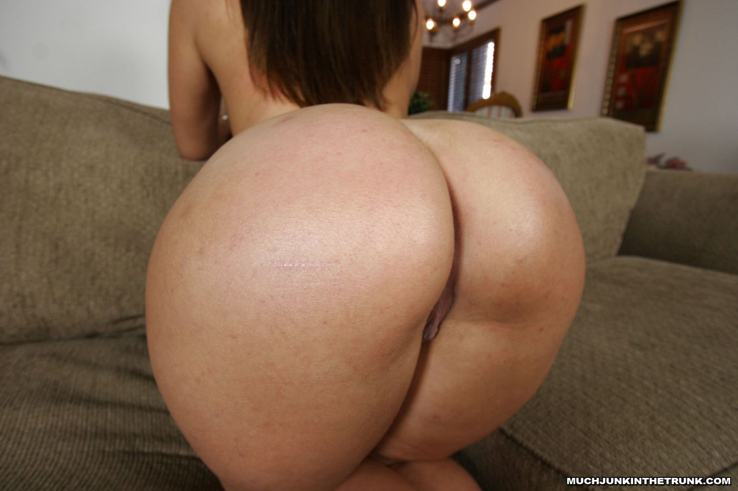 Mature big booty ass