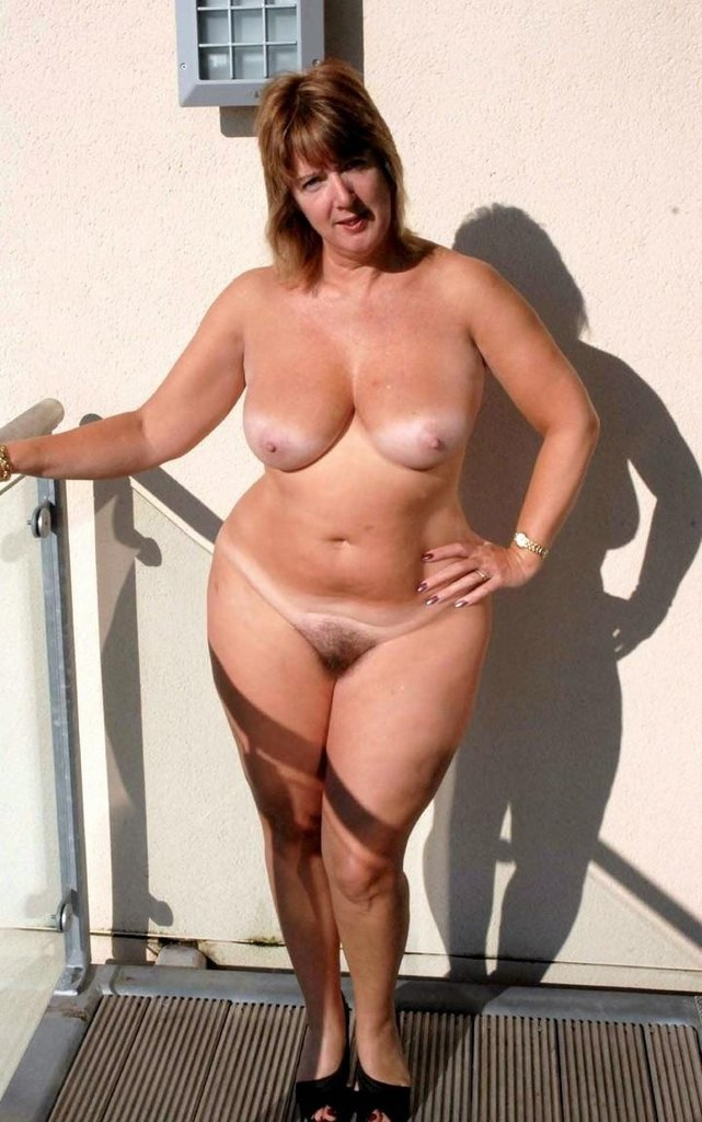 Hot naked mild aged chunky girls almost