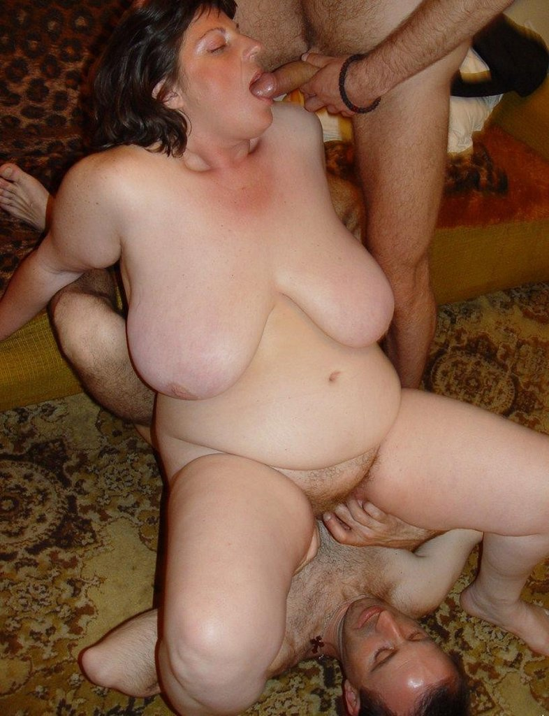 With you chubby old women picture free