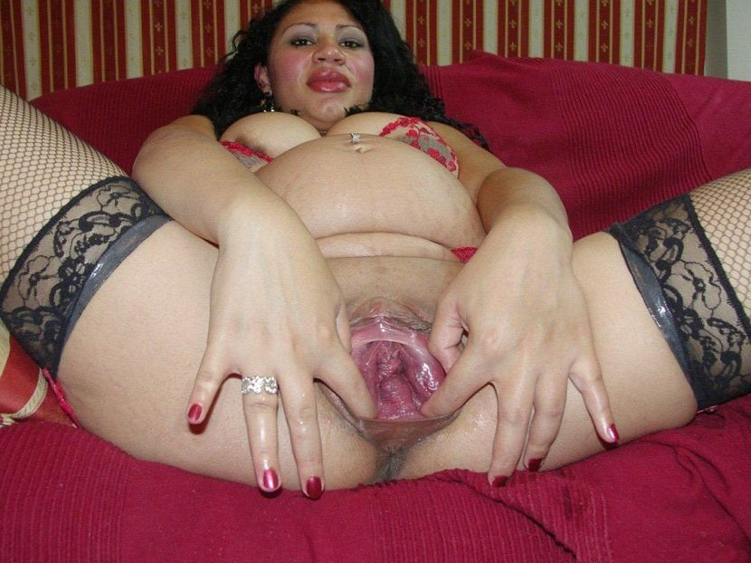 Tasty bbbw with huge balloons enjoys vibrator