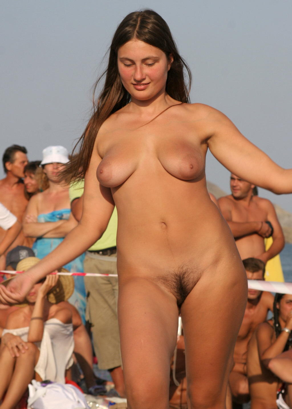 Nudist dancing pics has