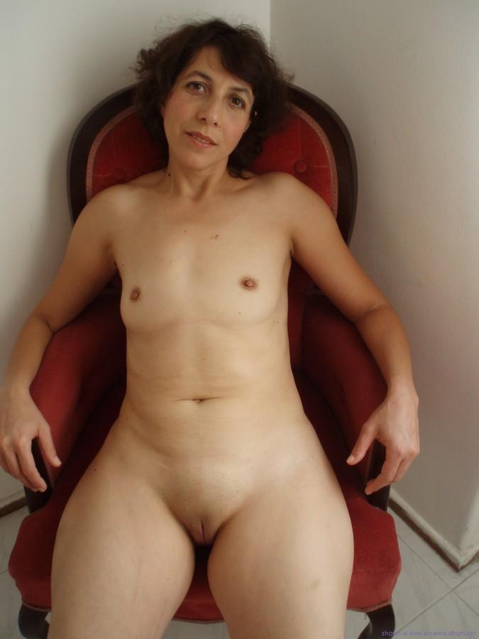 Have large mature nude woman think, that