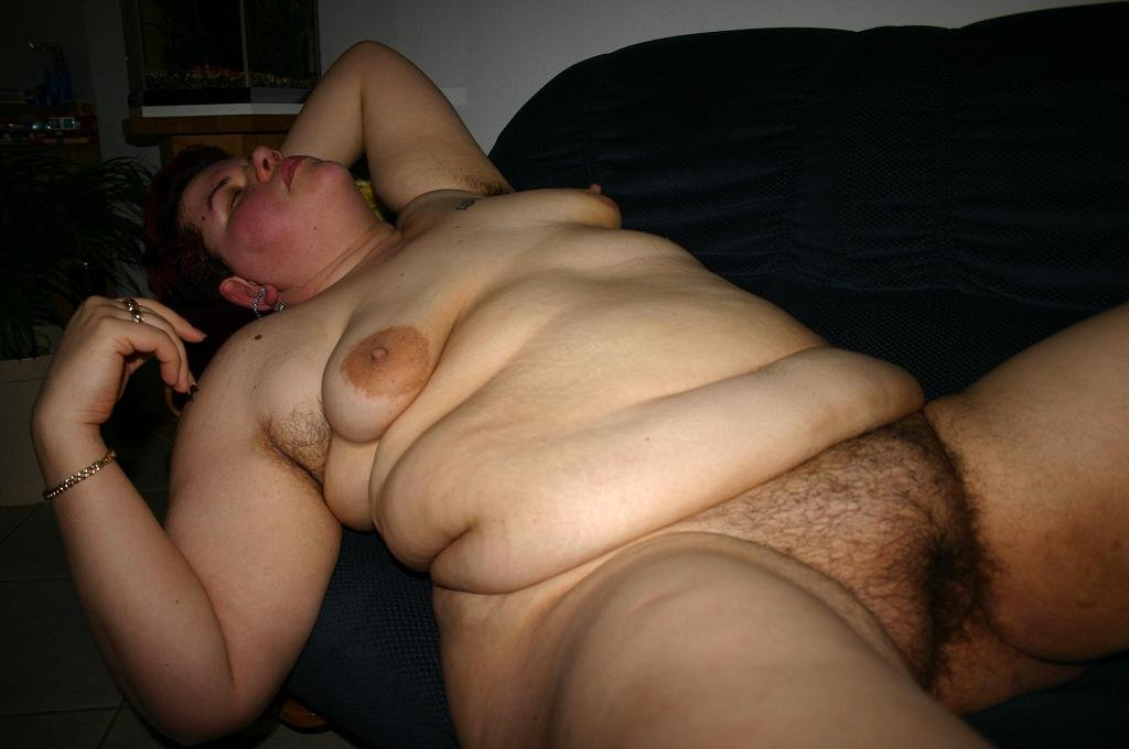 Порно фото волосатых толстушек
