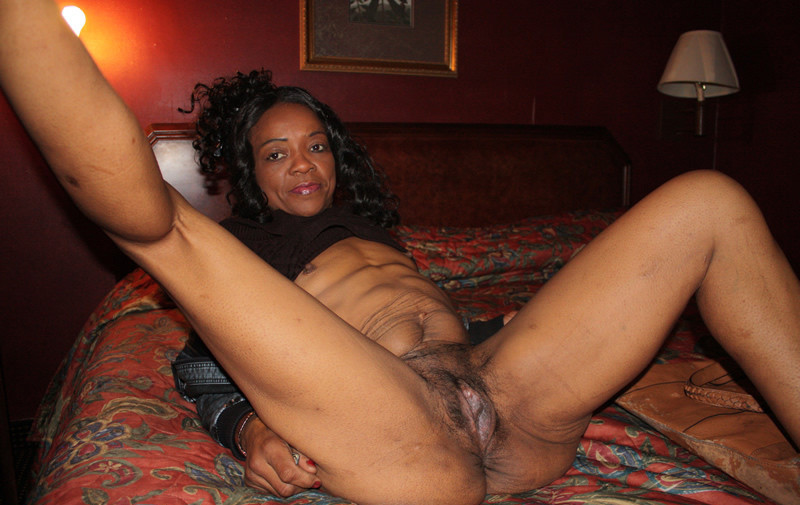 Opinion Mature naked black women