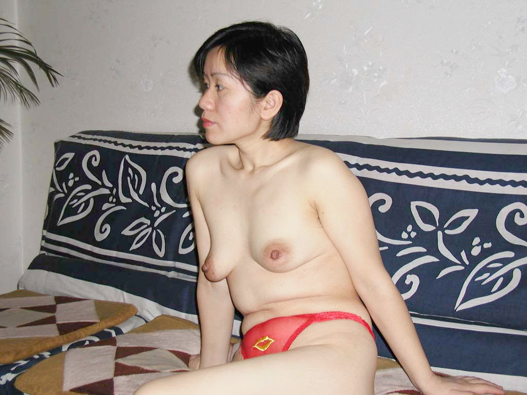 Middle age lady nude picture japan