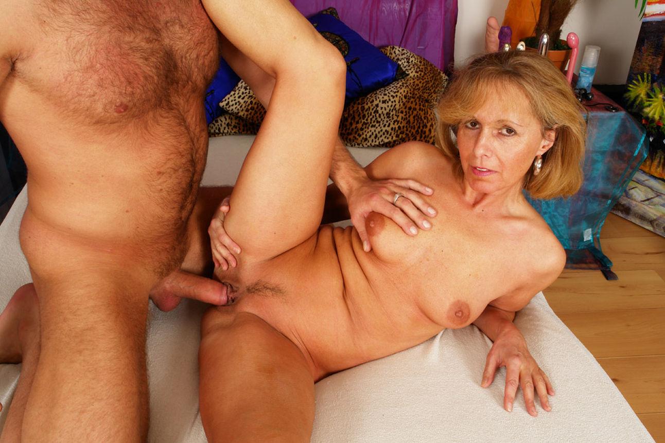 Порно Фото Женщин За 50