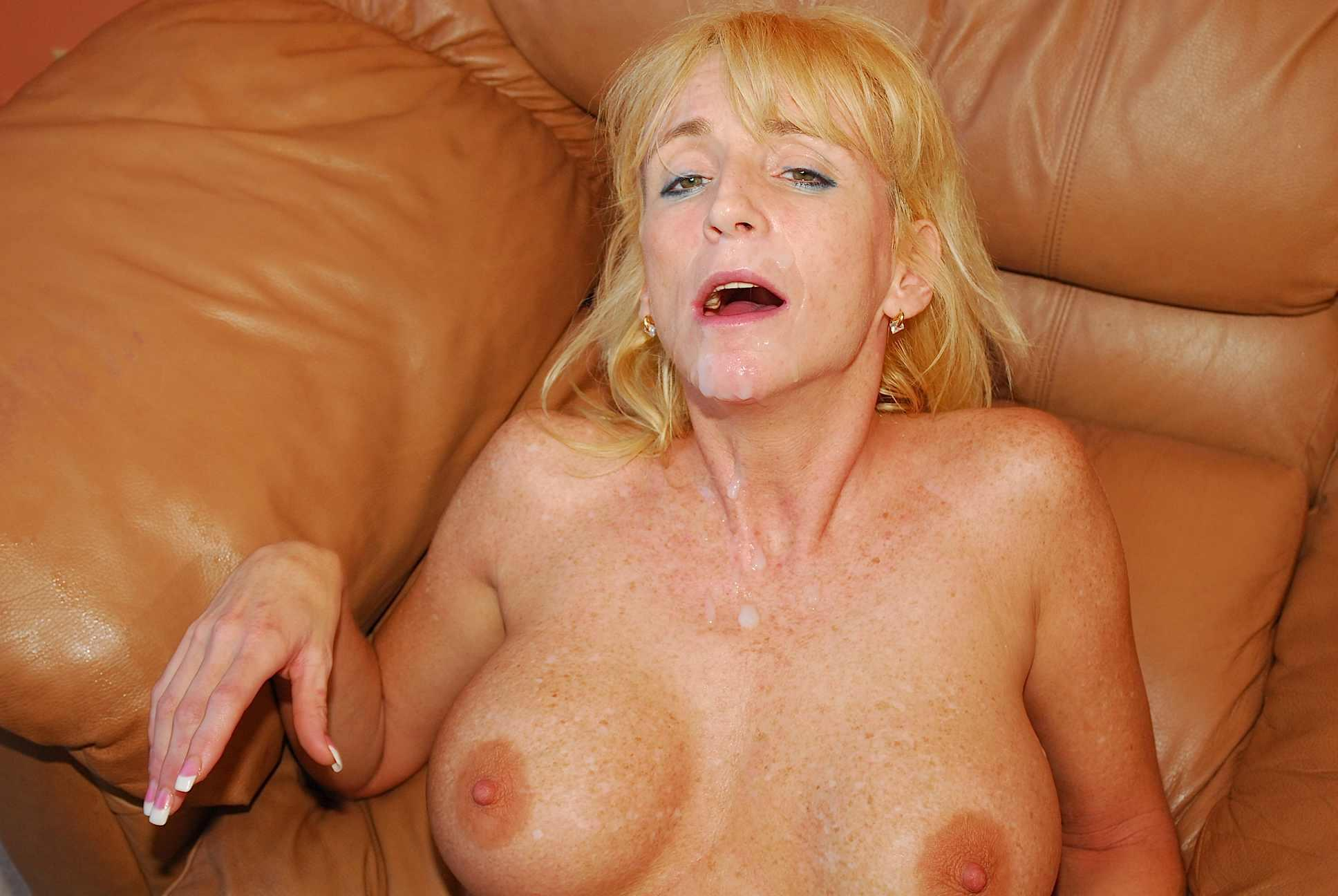 Mature faces porn