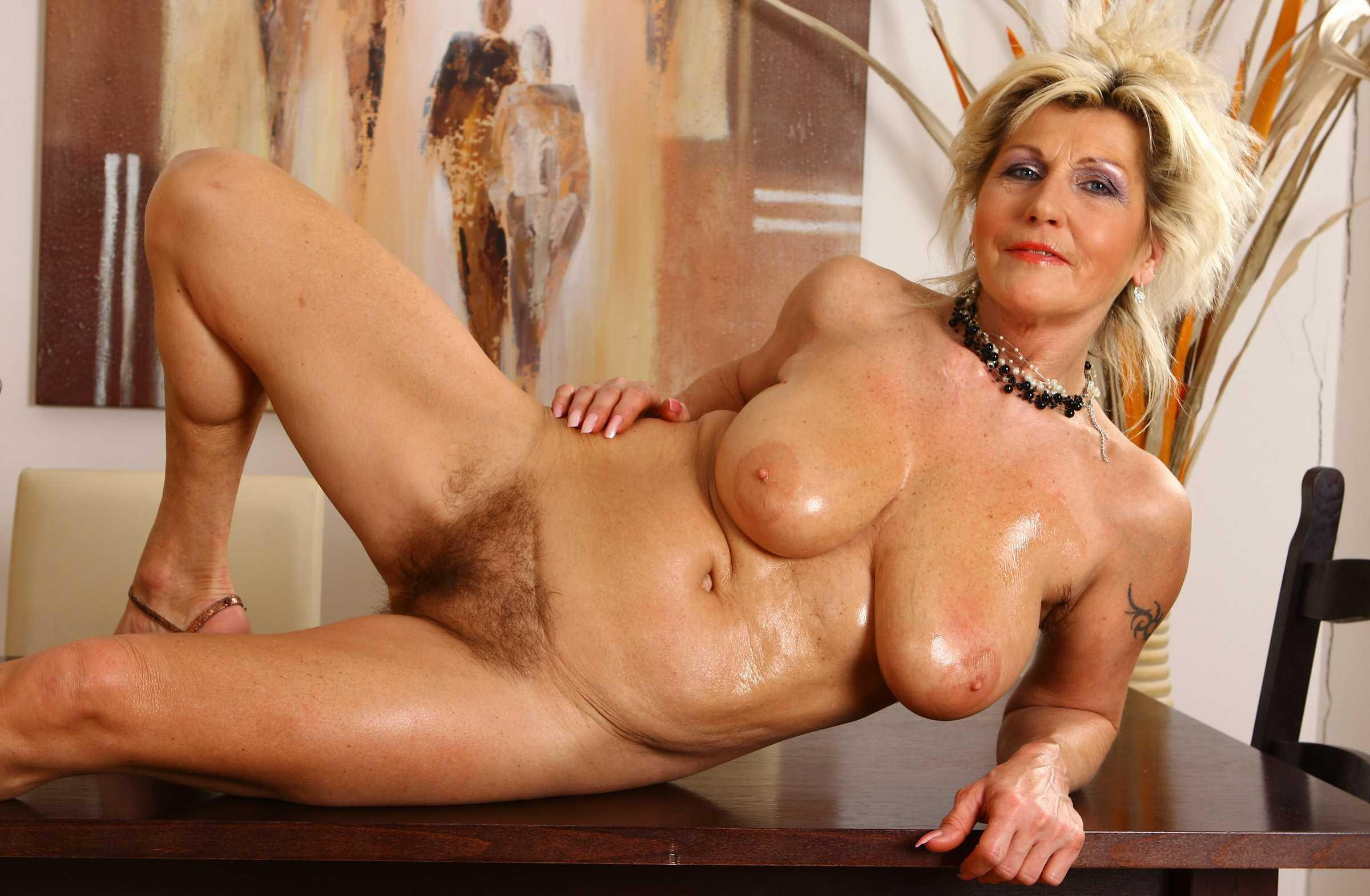 Mature female porn