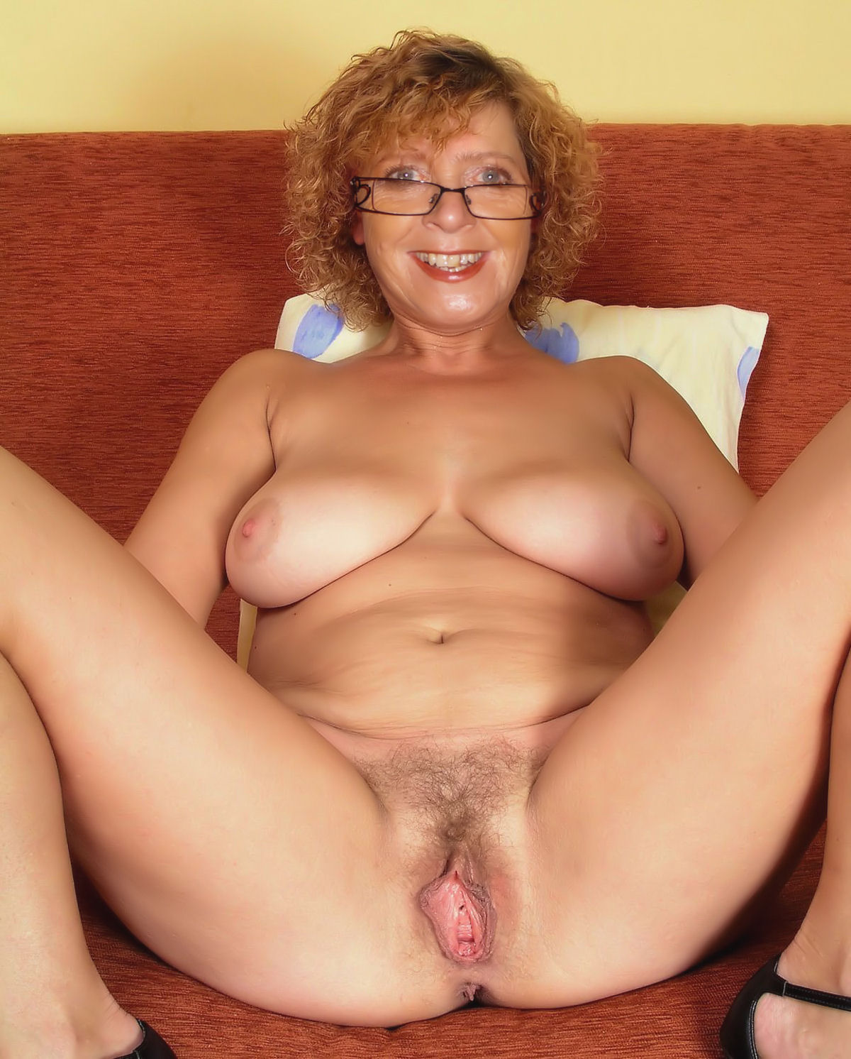 Mature blonde mom tits absolutely