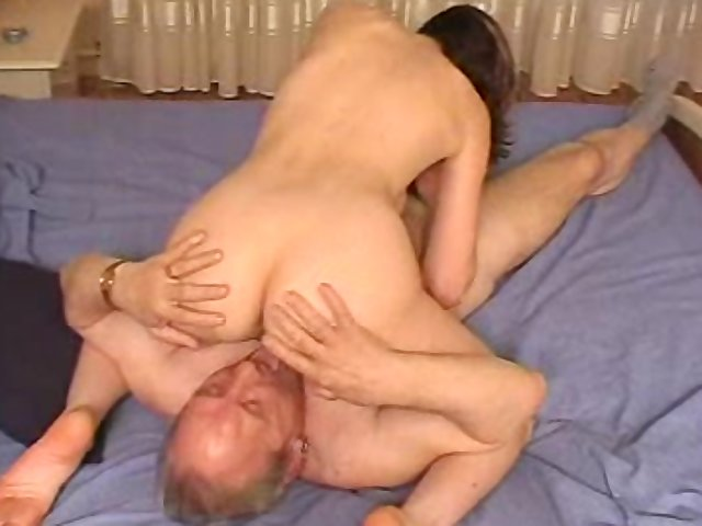 free mature man porn woman watch old young man