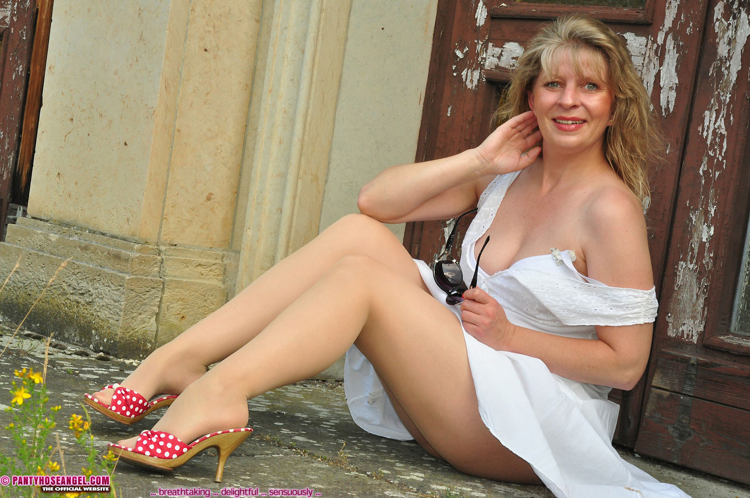 Think, mature german women in pantyhose