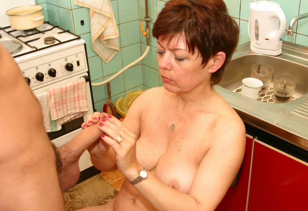 Free granny hand job pics one