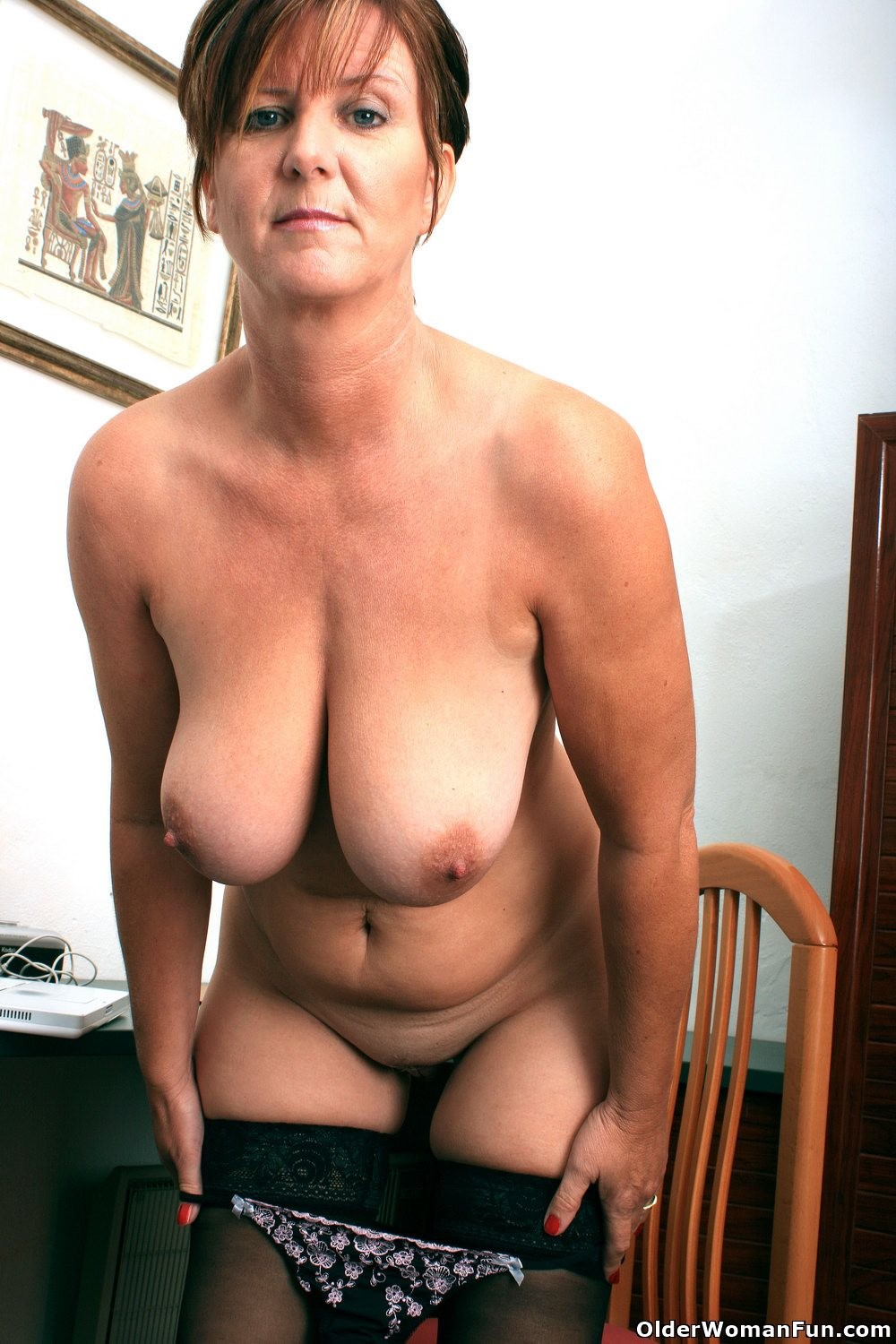 Remarkable, Mature granny joy porn