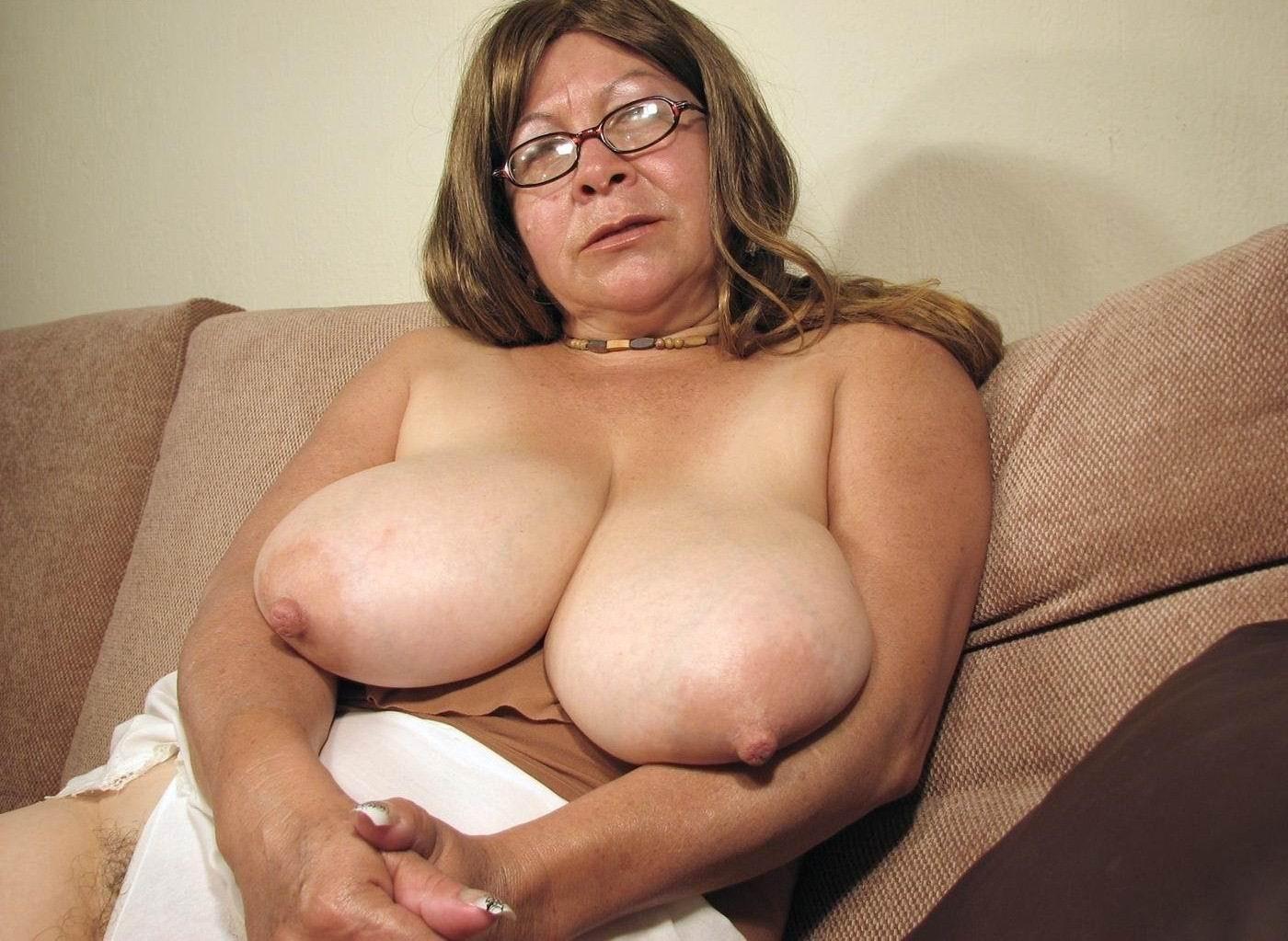 Free naked granny videos