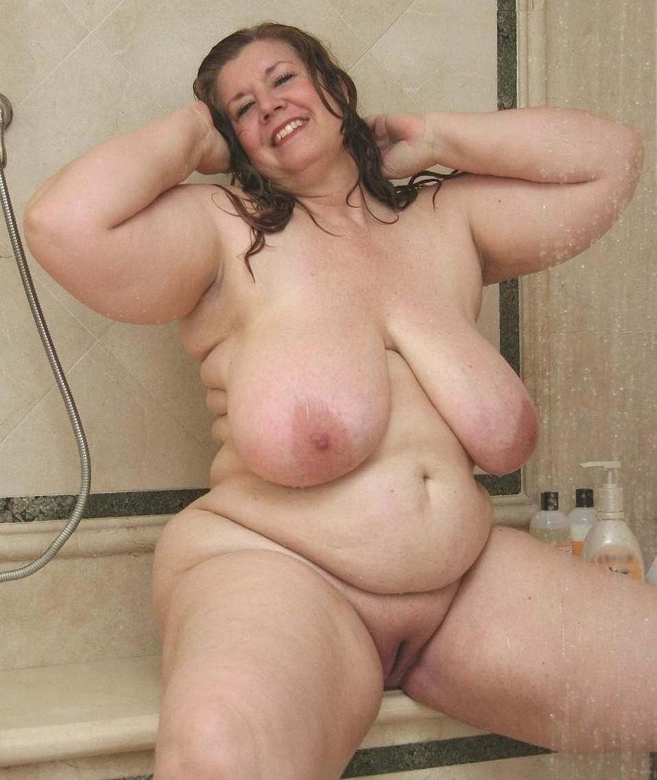 fat old ladies nude