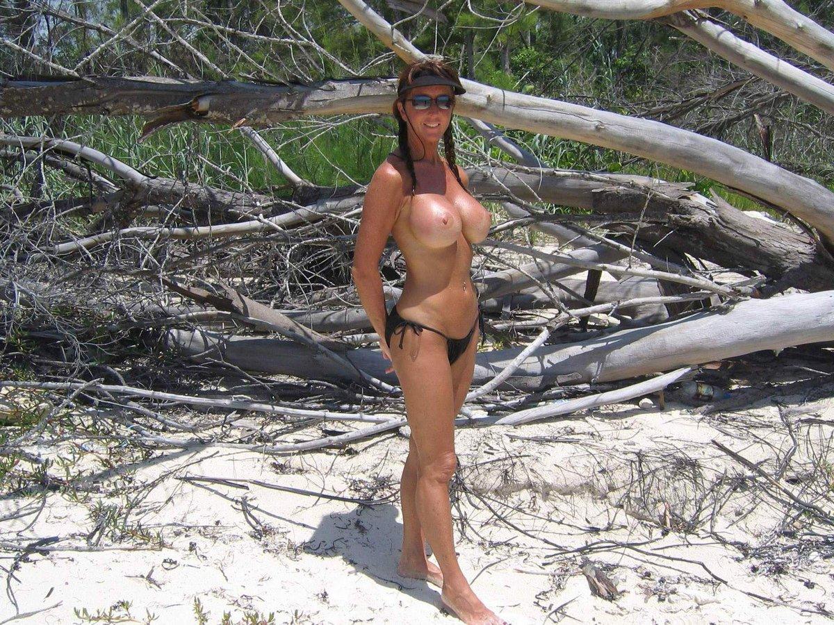 Nudist beach tbes