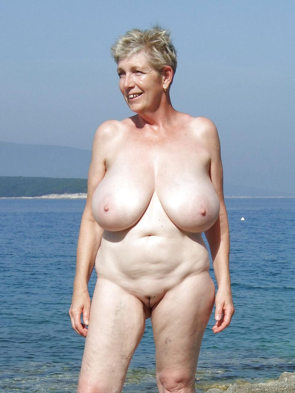 Beach colony nude nudist