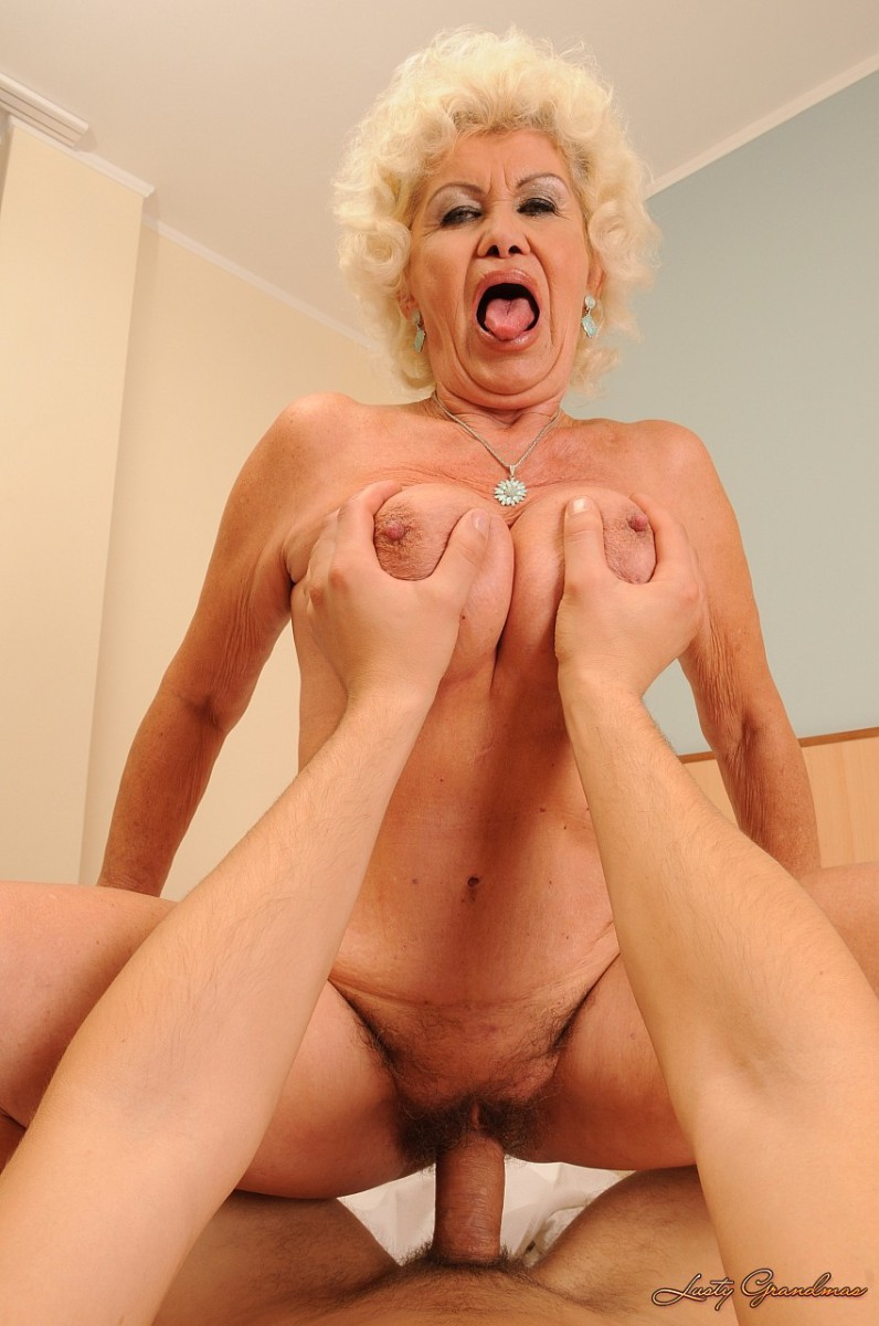 Grandmas thumbs free sex