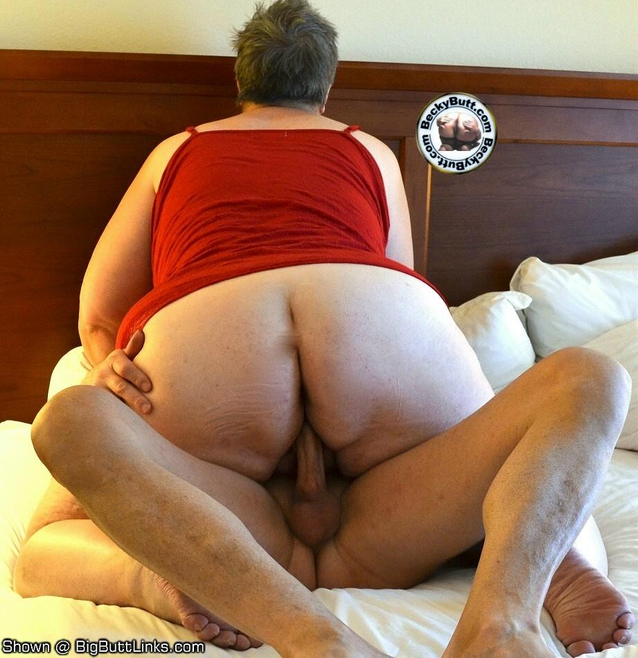 Big butt granny pics