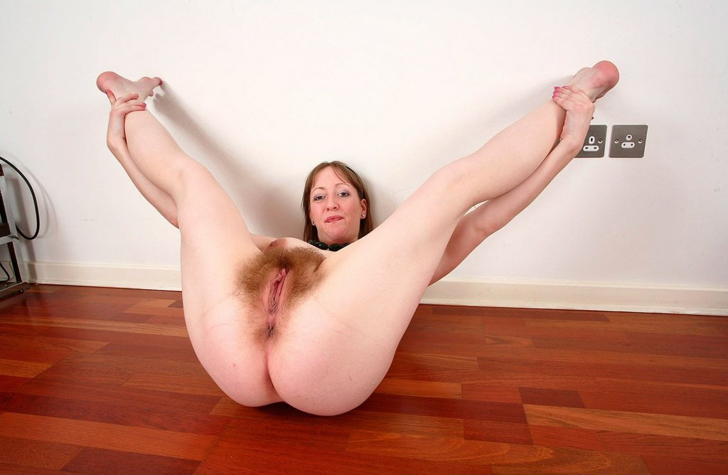 Very old nude women hairy
