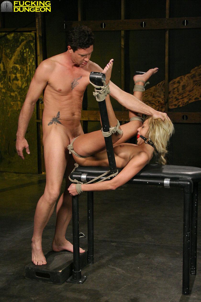 Hardcore sex extreme bondage