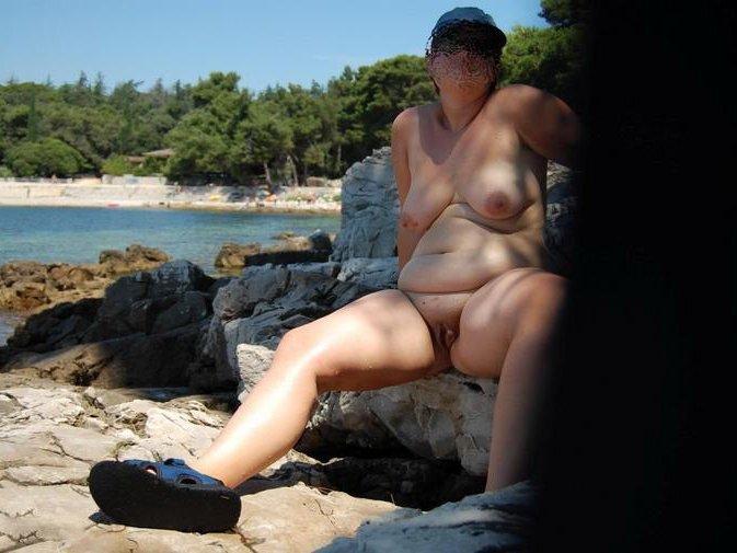 young nudist beach