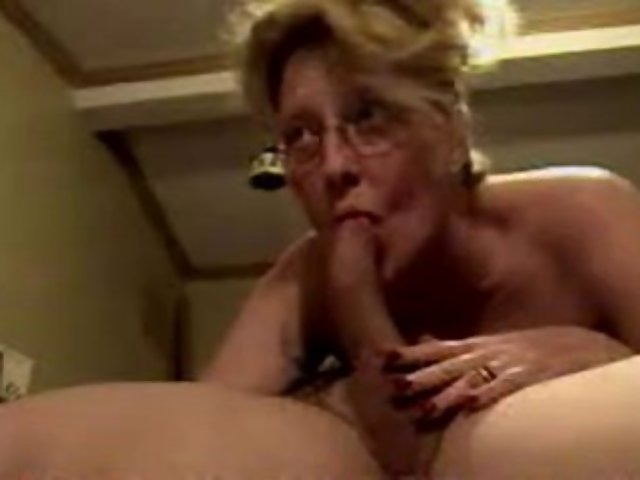 Watching mom masturbate