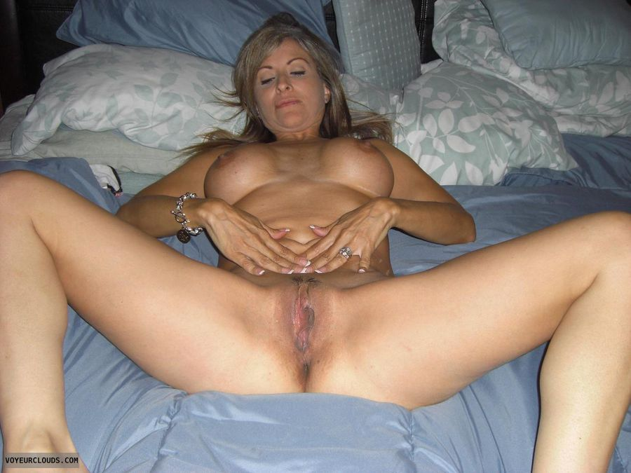 Understand naked wife legs spread wide apologise, that