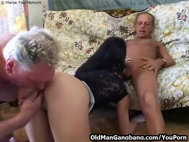 horny old man porn watch fuck younger slut horny grandpas