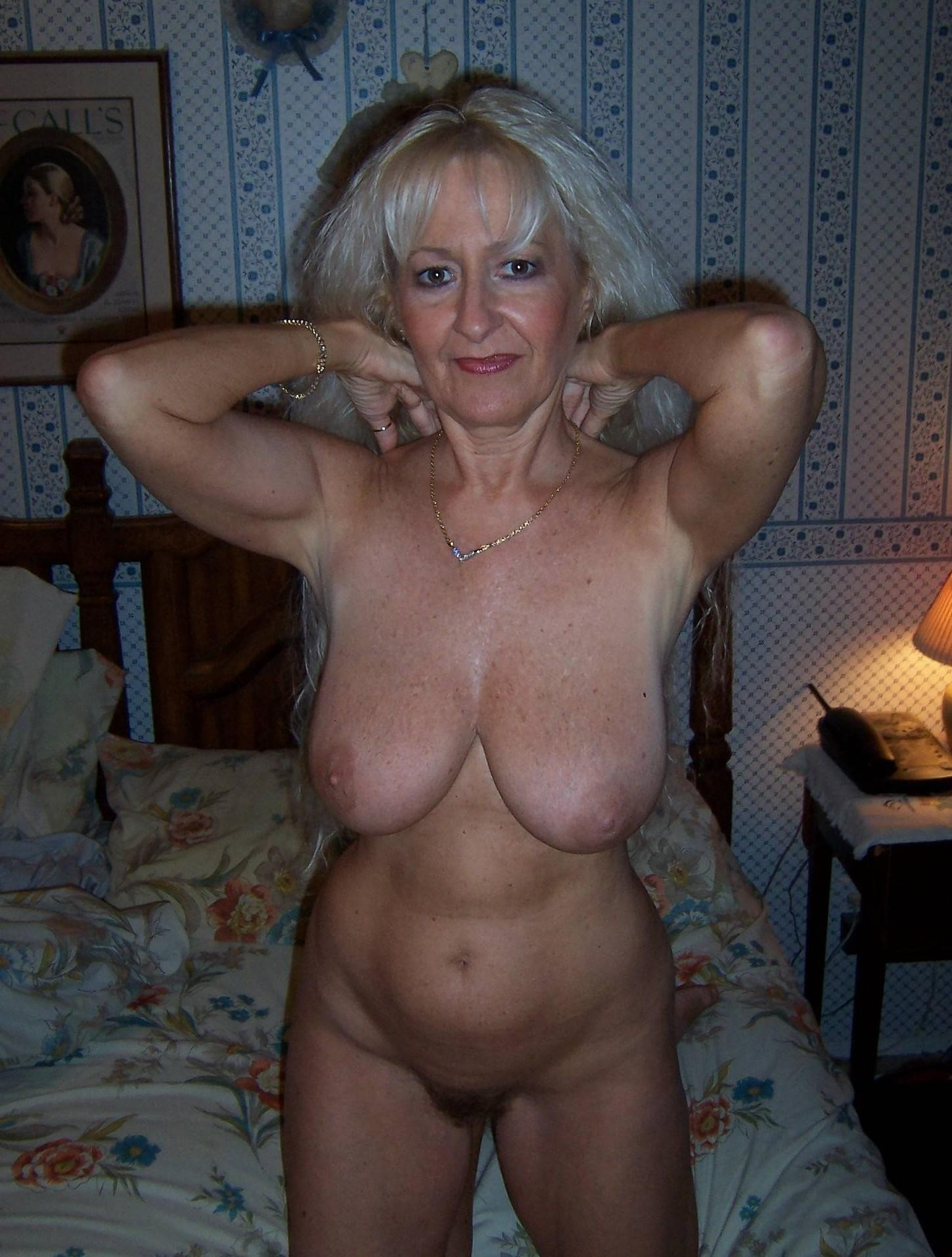Mature lady fetish