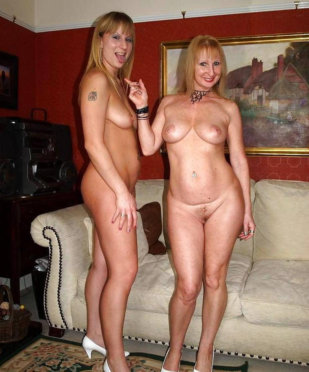 mamas and daughters nude