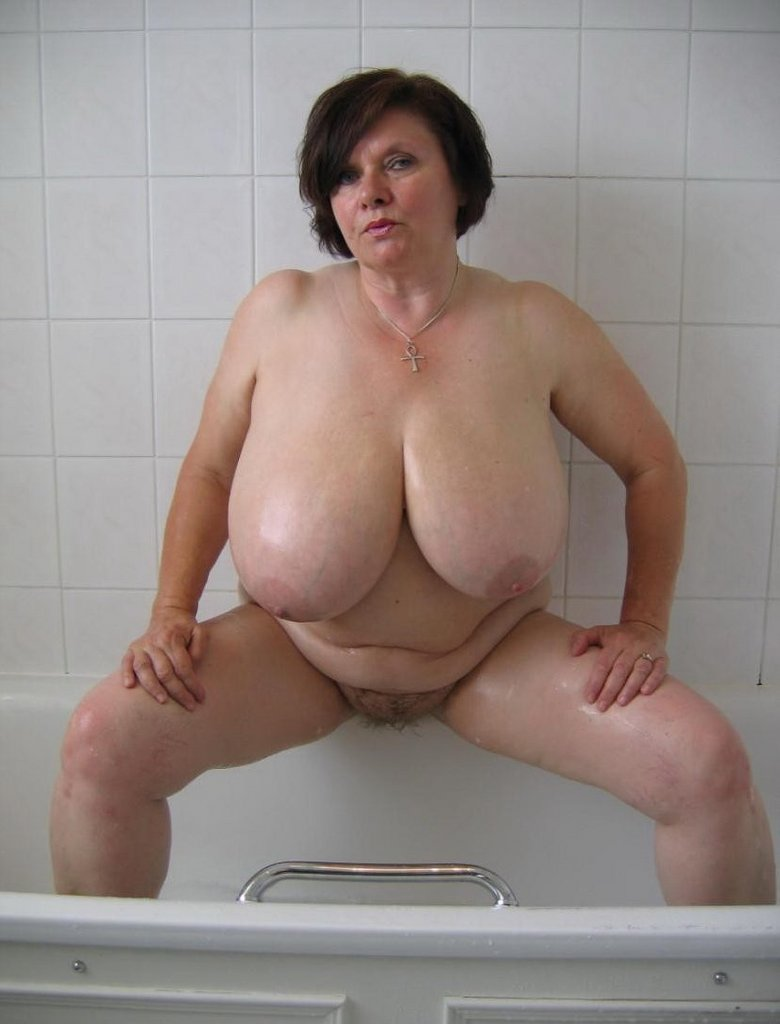 Plump mature women