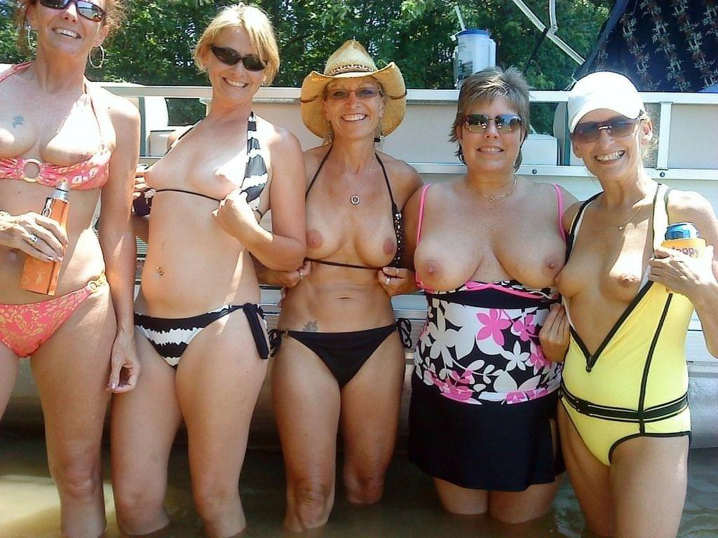 Mature group porn video