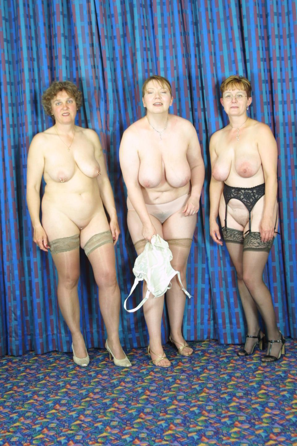 Porn mature group Old Women