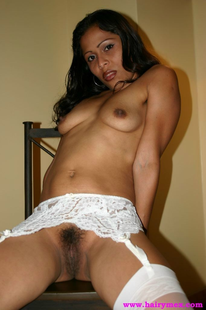 Hairy latina gals