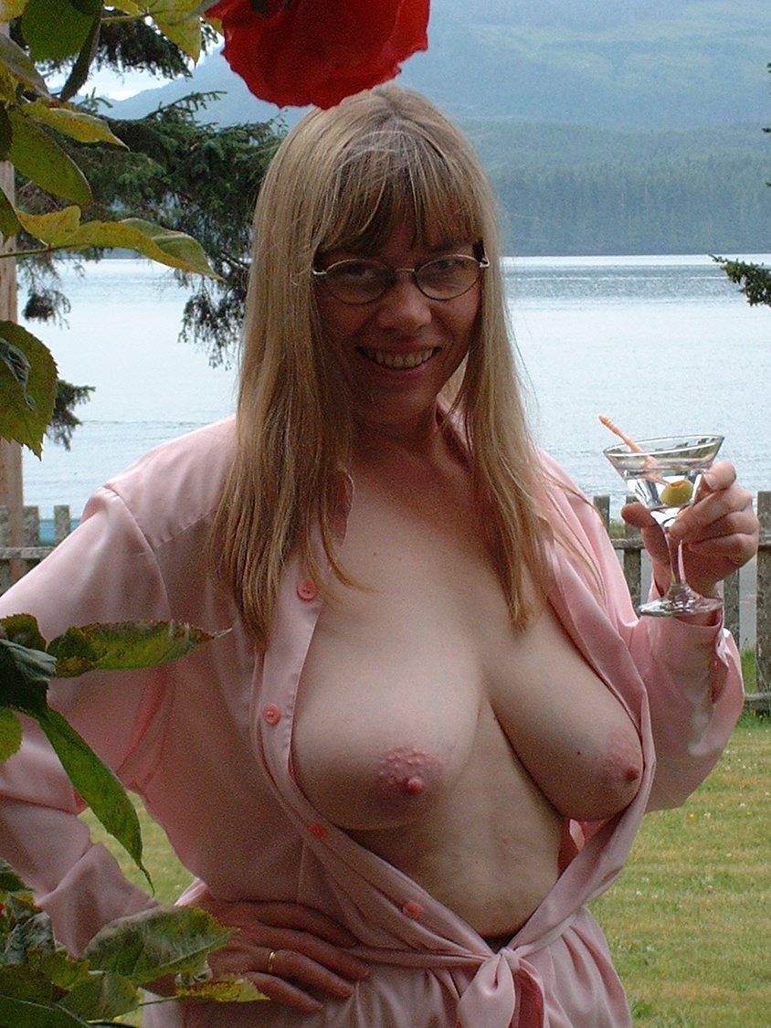 Nudist wife happens. can