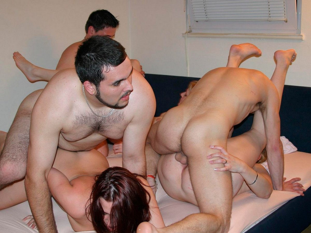 swingerparty porn