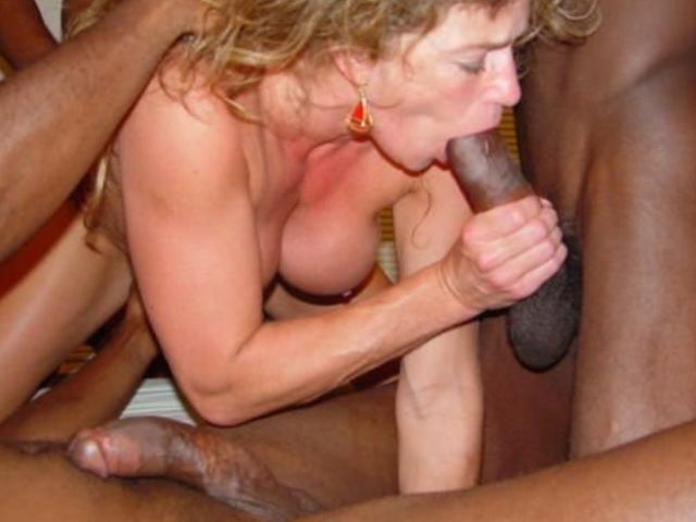 Homade mature interacial swinger porn