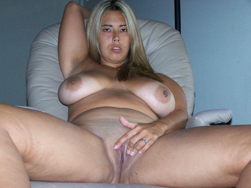 Mature large women naked