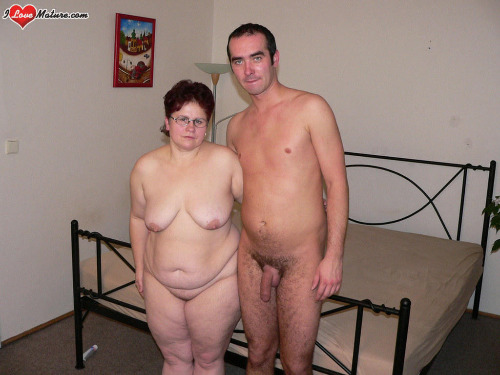 Mature woman and guy 19