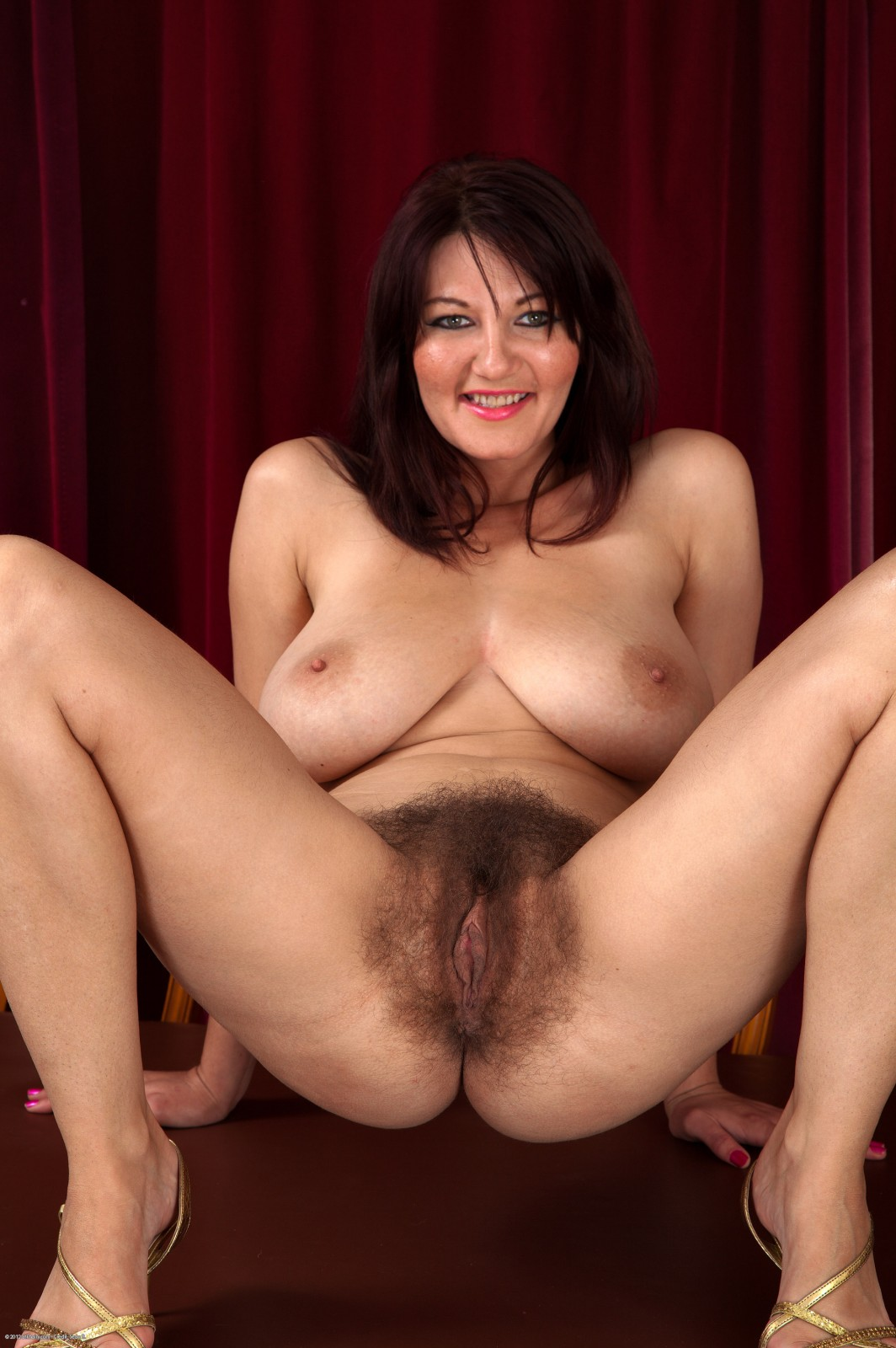 porn hairy mature woman image