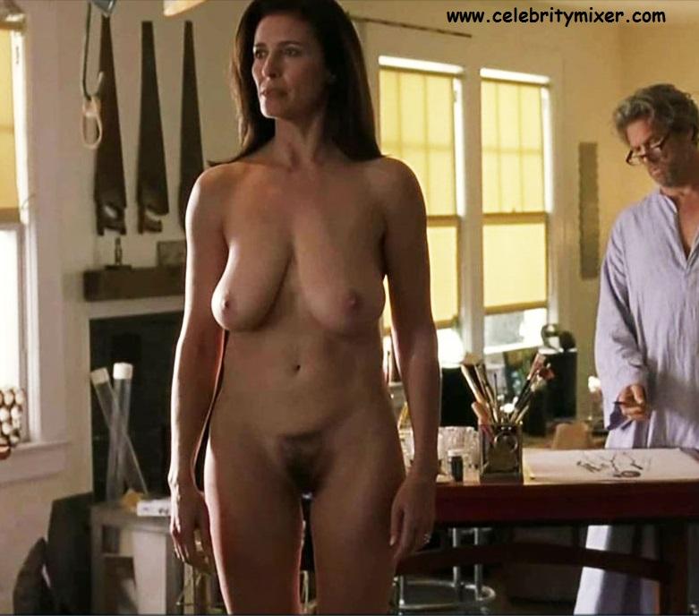 Hairy Nude Mature Celebrity