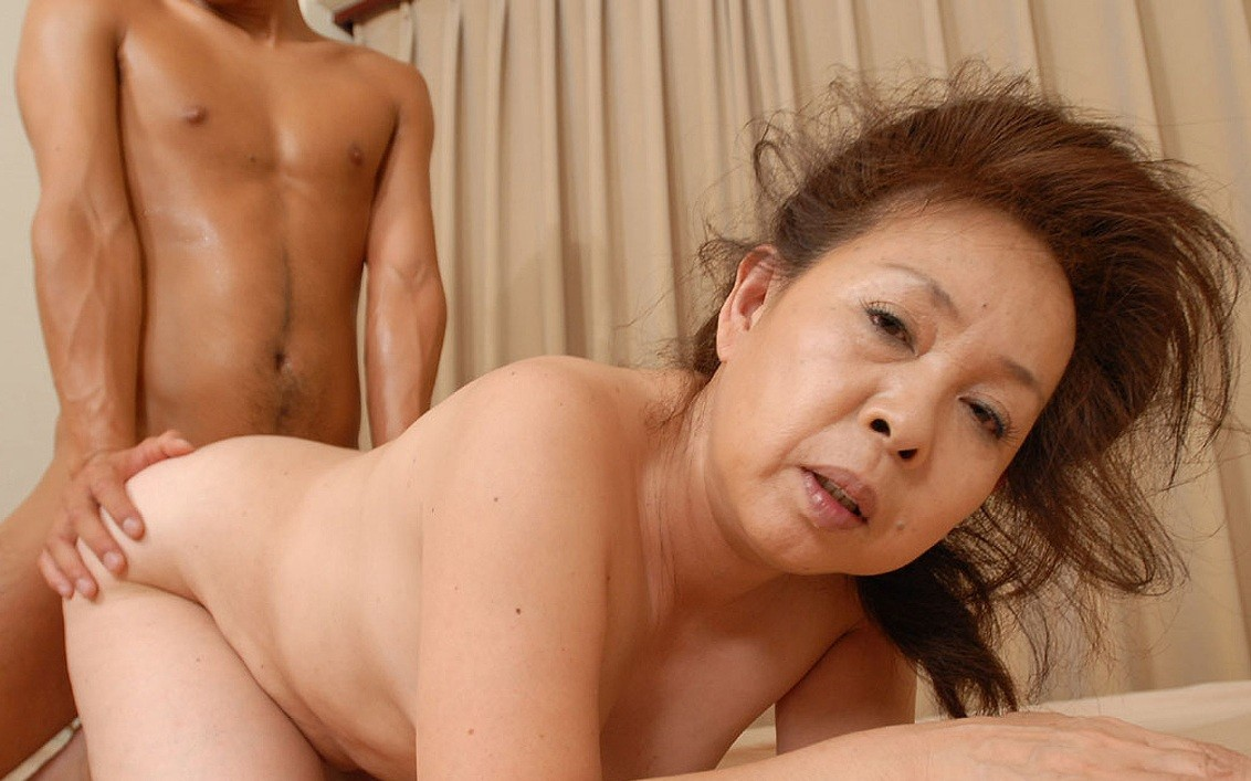 Opinion you Japanese granny porn