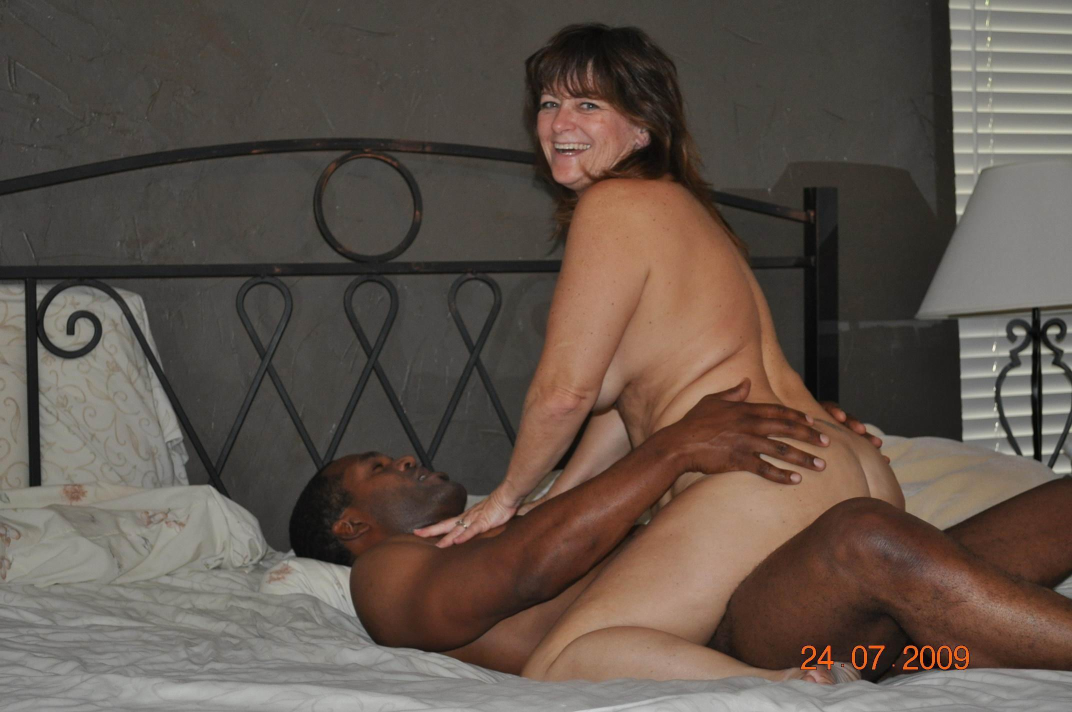 Homade interracial mature porn All above