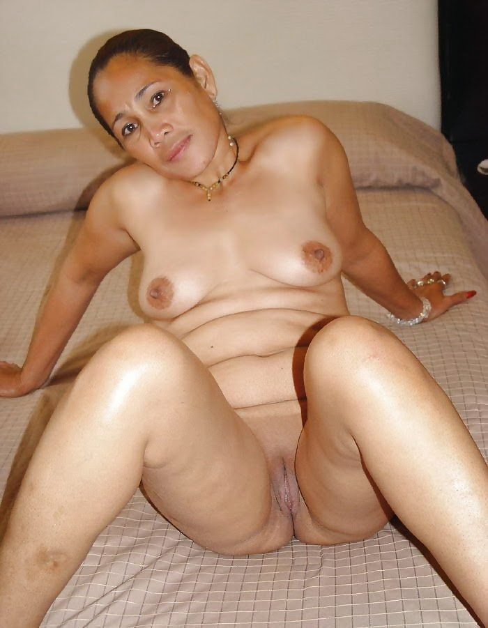 Asian mature naked