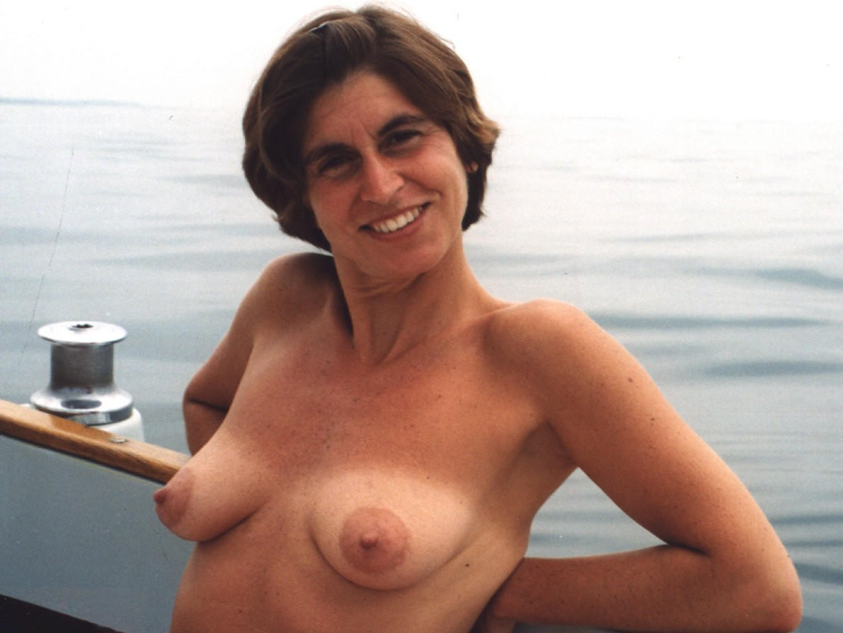 And hairy mature nudist beach have