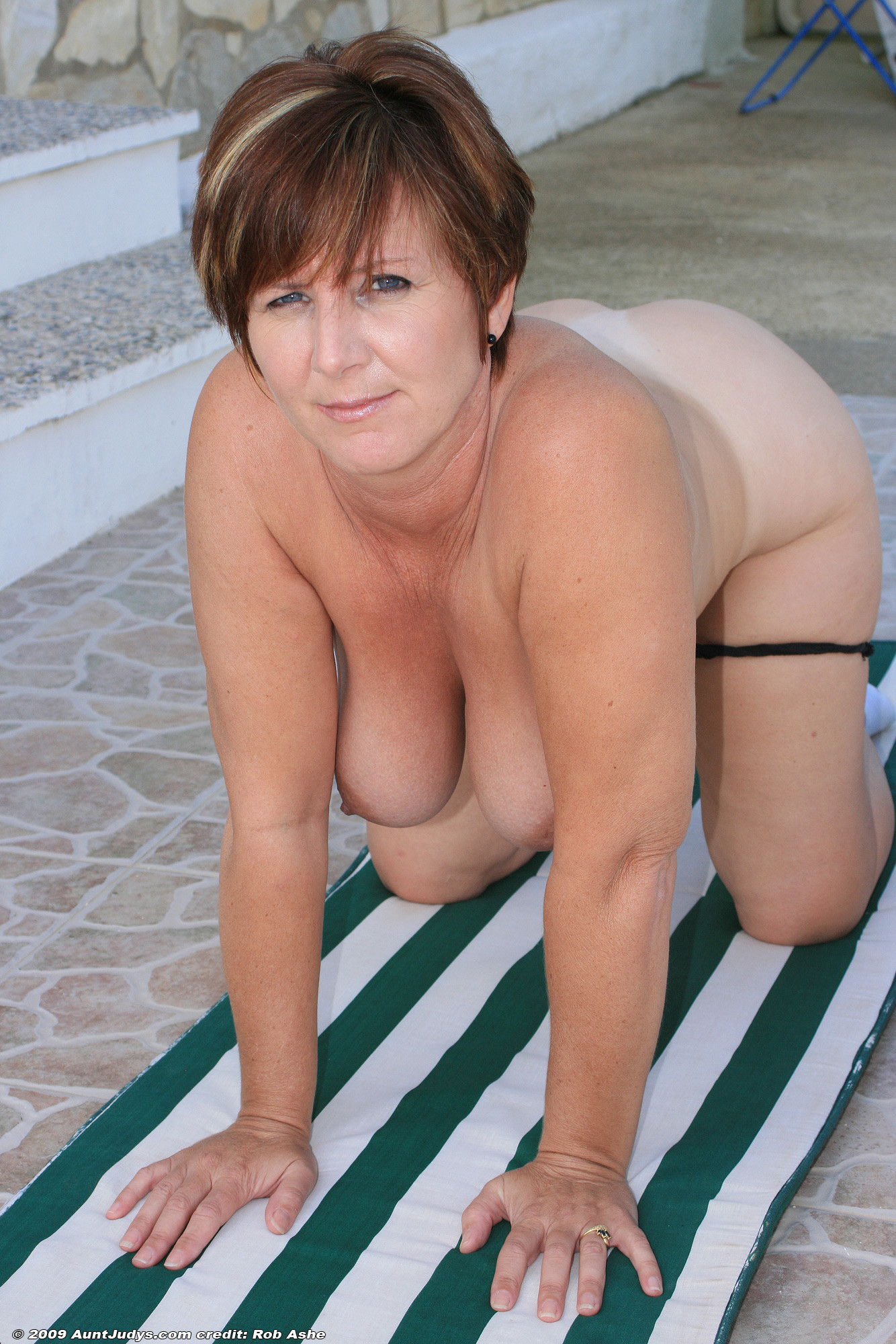 big milf breast hair Short